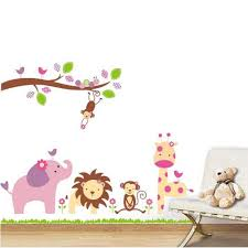 Nursery Stickers Amazon Com Nursery Wall Sticker Decals For Boys And Girls