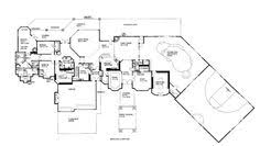 home floor plans with sport court gigaclub