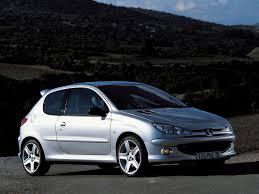 peugeot 206 peugeot 206 3 doors specs 2002 2003 2004 2005 2006 2007