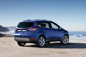 Ford Escape 2015 - march crossover sales ford escape edges out cr v motor trend wot
