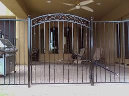 ornamental iron gates decorative wrought iron gates from sun