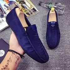 Comfortable Moccasins Aliexpress Com Buy Tangnest New Summer Men Loafers Fashion