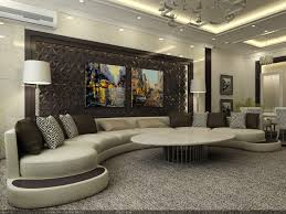 3d model interior scene flat 03 living room cgtrader