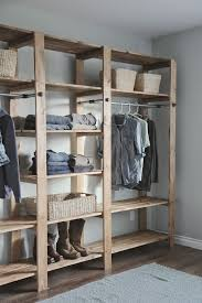 Diy Build Shelves In Closet by 25 Best Building A Closet Ideas On Pinterest Diy Closet Ideas