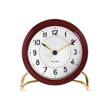 arne jacobsen alarm clock u2013 hugh