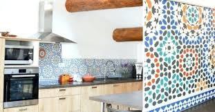 panneaux muraux cuisine panneau mural adhesif cuisine revetement mural cuisine adhesif