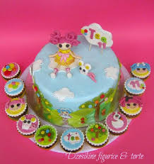 262 Best Lalaloopsy Cakes Images On Pinterest Birthday Cakes