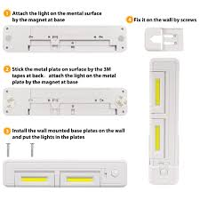 stick on lights for under cabinets dimmable remote control led under cabinet light battery operated