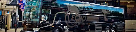 Full Service Texas Charter Bus Rental Echo Transportation