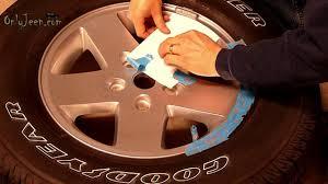 wk xk wheel tire picture jeep plasti dip wheels youtube