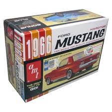 1966 ford mustang kits 1966 ford mustang hardtop 1 25 scale model car kit 2