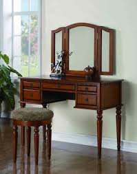 Vanity Set Furniture Vanity Set With Stool Paradise Furniture