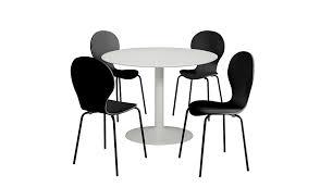 Asda Direct Armchairs George Home Wyatt Set Of 4 Dining Chairs Black Home U0026 Garden