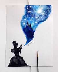 25 cinderella silhouette ideas disney