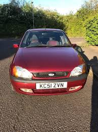 Reduced Quick Sale Ford Fiesta Freestyle 2002 1 3 Manual 5 Door