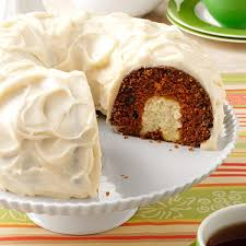 surprise carrot cake recipe taste of home