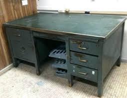 Metal Desk Vintage Vintage Metal Office Desk Vintage Metal Office Furniture For The