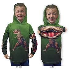 Halloween T Shirts by Your Favorite Dinosaur Comes To Life With T Rex Youth Hoodie Shirt