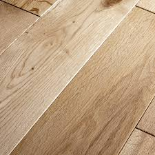 rustic engineered oak hardwood flooring brushed and with