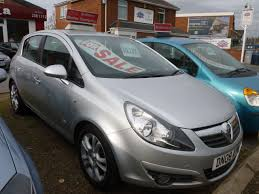 opel corsa 2008 second hand vauxhall corsa 1 4i 16v sxi 5dr ac for sale in leeds