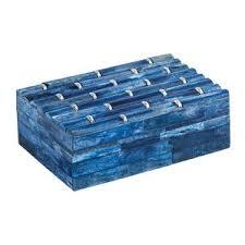 Yellow Decorative Box Blue U0026 Yellow Decorative Boxes You U0027ll Love Wayfair