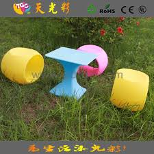 Children Patio Furniture by Fashion Creative Color Plastic Furniture Plastic Outdoor Furniture