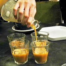 Teh Yuzu coconut cold brew sgd 6 50 montana singapore
