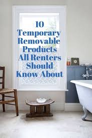 Removable Wallpaper For Renters | 10 removable adhesive products all renters should know about