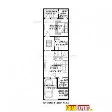 Marvelous Floor Plans 30 X 50 Youtube 15 50 House Map Image 16 X 50 Floor Plans