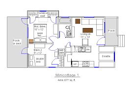 house floor plans with basement floor plan plan micro cottage loft under basement story one house