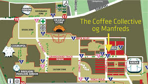 Tcc Map The Coffee Collective Blog Roskilde Festival 2011