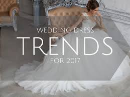 current wedding dress trends for 2017 bella collina