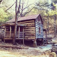 rustic cabin no electricity no running water and t smithers