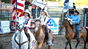 California Flag Horse Scenes From Rodeo Weekend Ramona Sentinel