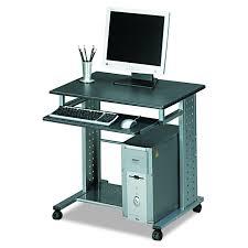 furniture computer desk with keyboard tray undermount keyboard