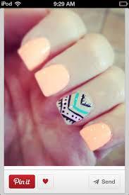 28 best aztec nails images on pinterest aztec nails make up