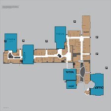 Southcenter Mall Map May 2012 Lsinghasri
