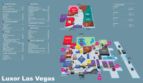 Wynn Las Vegas Map by Map Of Las Vegas Casinos