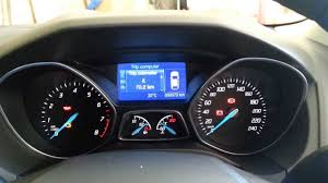 2013 Ford Focus Interior Dimensions 2013 Ford Focus Sport Youtube