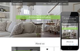 Interior Furniture Design Interior Furniture Designs Mobile Website Templates