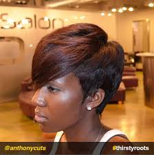 short hair cut pictures for hairstylist 12 stunning haircuts for black women thirsty roots black hair