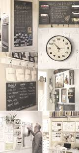 kitchen message center ideas ideas for setting up a family command center in the kitchen