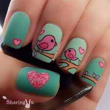 best 25 valentine nail art ideas on pinterest valentine nails