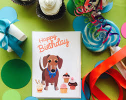dog lovers card etsy