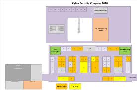 floor plan cyber security congress