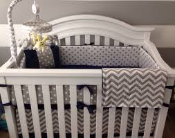 Navy Blue And White Crib Bedding Set Navy Blue Baby Bedding Gray All Modern Home Designs Decoration