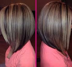 medium length hair styles from the back view medium length bob hairstyles front and back view hairstyles by