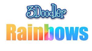 3doodler 2 0 first impressions 3doodler quick tip making rainbows youtube