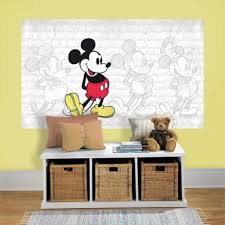 Stick Wall Mickey And The Roadsters Racers Peel And Stick Wall Decals Roommates