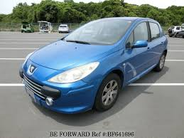 peugeot for sale canada used 2006 peugeot 307 feline gh t5nfu for sale bf641696 be forward